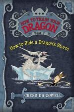 How to Train Your Dragon Book 7: How to Ride a Dragon's Storm (How to-ExLibrary