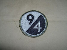 94th US Infantry division