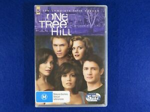 One Tree Hill Season 5 - DVD - Free Postage !!