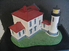 Danbury Mint Admiralty Head Lighthouse 1992 Historic American Lighthouses
