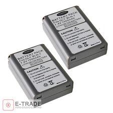 Célula de batería x2 ajuste Rollei Rolleiflex 35S 35T A26 XF35 SL26 SL35 SL35M SL3 SL350