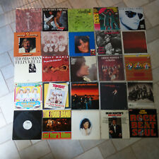 LP Sammlung mit 25 Schallplatten  Rock Pop Indie alle abgebildet all illustrated