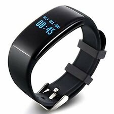 KASSICA Fitness Tracker Step Walking Distance Calorie Counter Bluetooth Smart