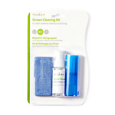 TV and Smart Media Screen Cleaner Kit 35 ml With Microfiber Cloth And Brush
