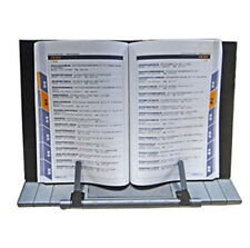 Steel Reading Bookstands Book Stand Holder Reading Books/iPad/Cookbook /Document