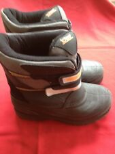 TOTES Insulated Snow Boots Men / Boys Size 5M with Removable Liner