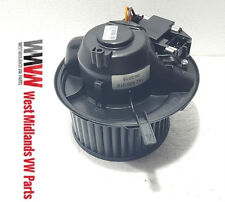 Heater Blower Fan Motor With Air-Con For Audi , Seat, Skoda, VW fits many models