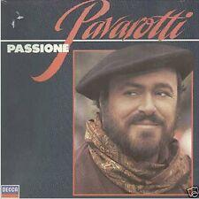 PAVAROTTI passione - LP Decca 1985 sigillato SEALED sigillato