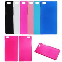 For Huawei Ascend P8 Lite Shockproof Skidproof Hard Back Case Cover Shell Skin