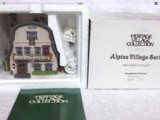 Alpine Village Series. Metterniche Wurst # 5618-9. Nib