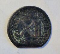 12 Pfennig 1620-(?)  Soest Stadt - Kupfer - beschnitten, sonst ss (2310