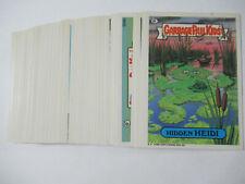 1988 Topps Garbage Pail Kids Original 13th Series Set (88) Hidden Heidi