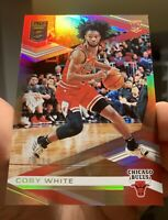 2019-20 Donruss Elite Coby White Rookie Card GOLD #120 Chicago Bulls /10 🔥