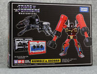 Transformers RUMBLE JAGUAR MP-15 MP15 Masterpiece Figure In Stock TAKARA TOMY G1