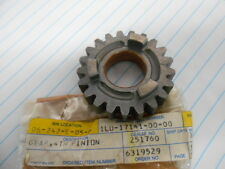 NOS Yamaha OEM 4th Pinion Gear 1986 YZ250 1LU-17141-00