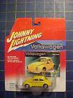 1/64 JOHNNY LIGHTNING 1966 VOLKSWAGEN BEETLE! 2002 VW SERIES!  NIP