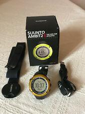 MONTRE SUUNTO AMBIT 2S CARDIO GPS