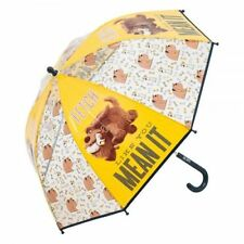 The Secret Life Of Pets 'Boys' School Rain Brolly Umbrella Brand New Gift