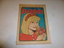 DEBBIE Comic - Issue 167 - Date 24/04/1976 - UK Paper Comic
