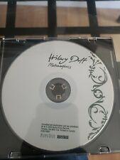 Metamorphosis [UK Bonus Tracks] by Hilary Duff (CD, Sep-2003, Sony)