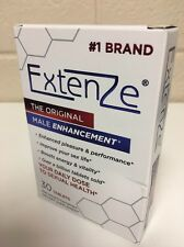 ExtenZe Original Formula Male Enhancement Dietary Supplement 30 tablet New