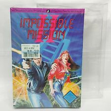 Impossible Mission II Nintendo NES Brand new Factory Sealed AVE EPYX Unlicensed
