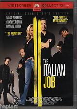 The Italian Job / Mark Wahlberg, Charlize Theron, Edward Norton - DVD REGION 4