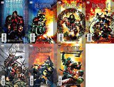 Deathlok #1-7 Volume 3 (2010) Marvel Comics - 7 Comics