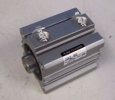 "SMC CQ2A32-30DC 145 PSI 2-3/8"" - 3-5/8"" AIR PNEUMATIC CYLINDER NEW"