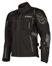 Klim Kodiak Redesign stealth black Gr. 50 Gore Tex Motorradjacke mit Daunenjacke