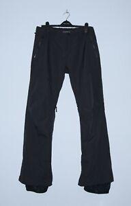 BURTON Womens Black WB Society DRYRIDE Ski Pants Size L