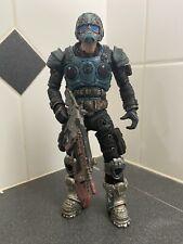 NECA Gears of War 2 COG Soldier Action Figure