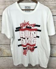 RUN DMC Kings From Queens Mens Large T Shirt NWOT