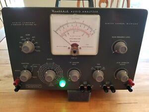 HEATHKIT AUDIO ANALYZER MODEL AA-1  AWA SSS# 241