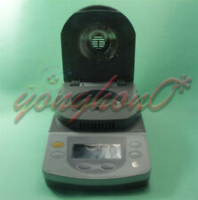 Digital Lab Moisture Analyzer Tester with halogen heating 10g 110v DSH-10A
