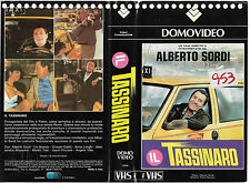 IL TASSINARO (1983) vhs ex noleggio