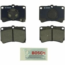 Disc Brake Pad Set-QuietCast Pads with Hardware Front Bosch BP319