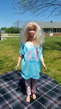 "Barbie ""Just Play"" 1992 My Size Mattel Doll 38"" Tall"