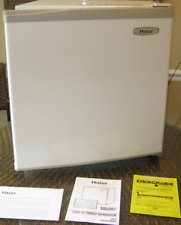 Haier Welbilt Mini Fridge White 1.8 Cu. Ft. Compact Refrigerator Pick Up: No. Va