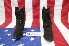 Stivali boots (Cod.ST1400)  n.41 western country donna usato