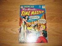 Showcase 21 Very Fine/Near Mint 9.0 Second Appearance Rip Hunter Time Master