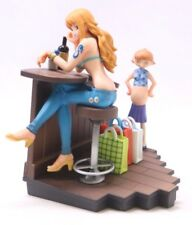 "One Piece Logbox New Journey Nami Figure  Authentic 3.5"" MH Japan A6905"