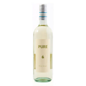 Pure Pinot Grigio 75cl - Pack of 6