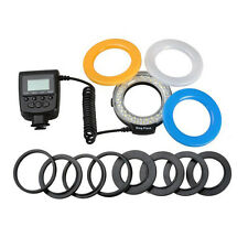 Aputure HL-48s Macro LED Ring Flash Light For SLR Sony a900 a850 a700 a550