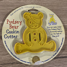More details for lakeland exclusive bbc children in need pudsey bear vintage cookie cutter 1996