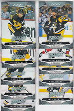 19/20 UD MVP Pittsburgh Penguins Team Set with RC and SP - Crosby +