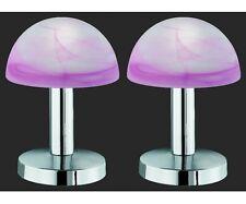 2er - Set 599000106 Tischleuchte Tischlampe Nachttischleuchte Touch - Me