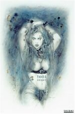 LUIS ROYO ~ BLUE 1084  24x36 FANTASY ART POSTER NEW/ROLLED!