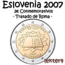 ESLOVENIA 2 E. 2007 - TRATADO DE ROMA