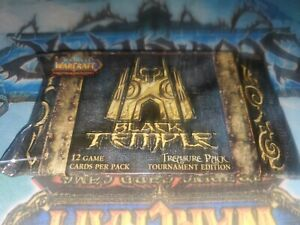 World of Warcraft WoW TCG Black Temple Treasure Pack
